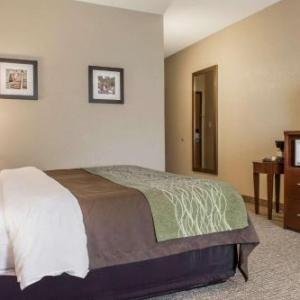 H-E-B Park Hotels - Comfort Inn Edinburg