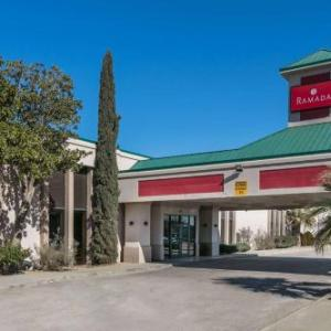 Ramada By Wyndham Odessa Near University Of Texas Permian