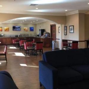 Brownwood Coliseum Hotels - Comfort Inn Early