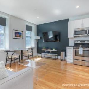 West Broadway Quarters by Short Term Rentals Boston MA, 2127