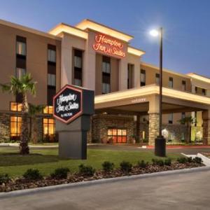 Hampton Inn & Suites Corpus Christi TX