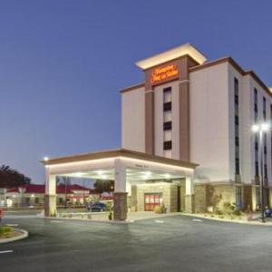 Naismith Memorial Basketball Hall of Fame Hotels - Hampton Inn & Suites Springfield/downtown