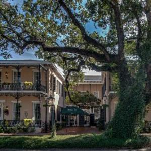 Downtown Mobile Hotels - Malaga Inn