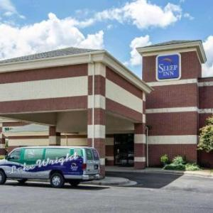 Hotels near Virginia Wesleyan College - Sleep Inn Lake Wright