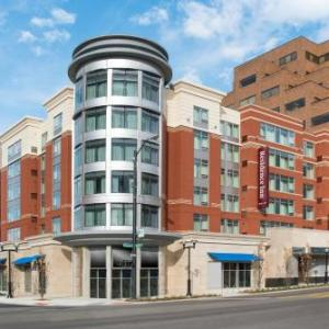 Hotels near State Theater Ann Arbor - Residence Inn by Marriott Ann Arbor Downtown