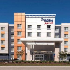 Hotels near Without Walls International Church - Fairfield Inn & Suites Tampa Westshore/airport