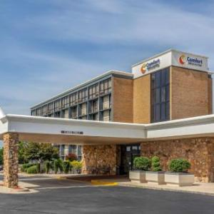 Virginia International Raceway Hotels - Comfort Inn & Suites