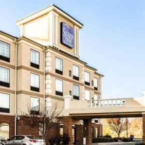 Virginia Horse Center Hotels - Sleep Inn & Suites Lexington