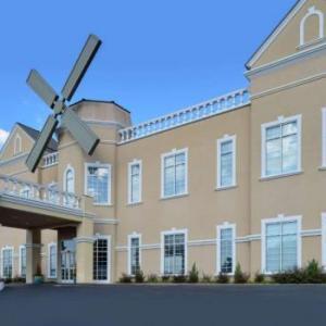 Martinsville Speedway Hotels - Quality Inn Dutch Inn