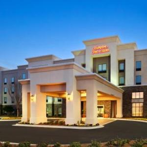 Von Braun Center Playhouse Hotels - Hampton Inn & Suites - Research Park/Huntsville