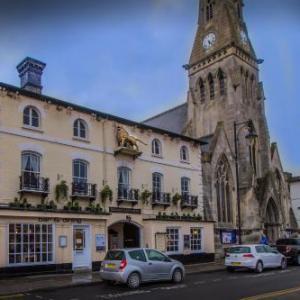 The Golden Lion Hotel St Ives Cambridgeshire
