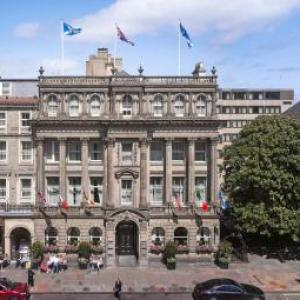 Hotels near Assembly Rooms Edinburgh - The Principal Edinburgh George Street