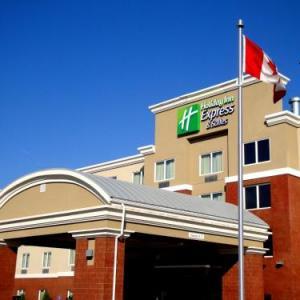 Hotels near Boonstock Music Festival - Holiday Inn Express & Suites Fort Saskatchewan