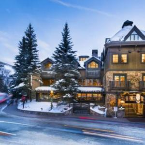 Gerald Ford Amphitheatre Hotels - Vail Mountain Lodge & Spa