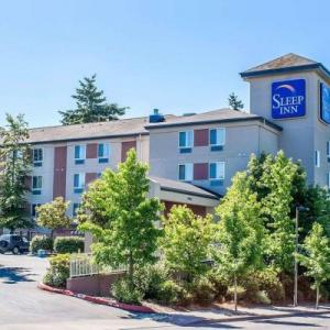 Hotels near Highline Community College Des Moines - Sleep Inn Seatac Airport