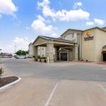 Comfort Inn & Suites Ponca City near Marland Mansion