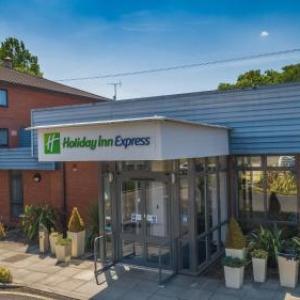 Holiday Inn Express Preston South