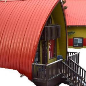 Red Shutter Cabin