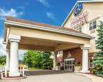 Oak Creek Wisconsin Hotels - Comfort Suites Milwaukee Airport