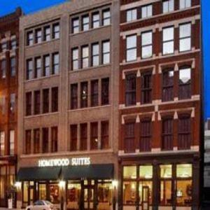 Hotels near MacAllister Amphitheater at Garfield Park - Homewood Suites By Hilton Indianapolis-Downtown In