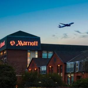 Upton Court Park Hotels - Heathrow/Windsor Marriott Hotel