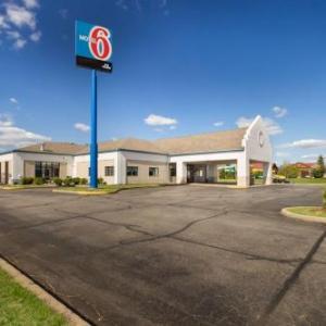 Motel 6-Rothschild WI