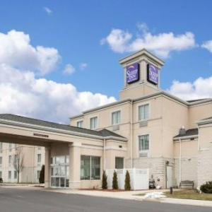 Hotels near Capitol Civic Center Manitowoc - Sleep Inn & Suites Sheboygan I-43