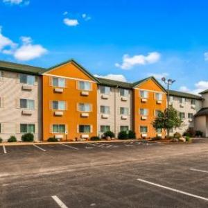 Hotels near North Star Mohican Casino Resort - Best Western Wittenberg Inn