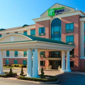 Hotels near Greenwich Odeum - Holiday Inn Express & Suites Warwick