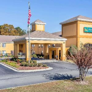 Duplin County Events Center Hotels - Quality Inn Warsaw