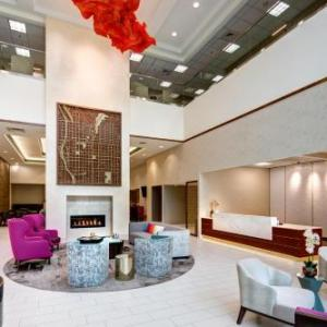 Hotels near Gallivan Center - Homewood Suites by Hilton Salt Lake City Downtown