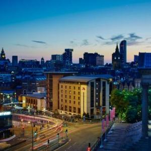 O2 Academy Liverpool Hotels - Liverpool Marriott Hotel City Centre