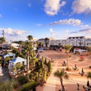 Hotels near Kemah Boardwalk - Boardwalk Inn