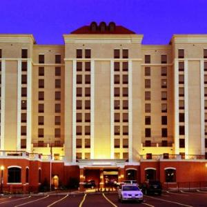 Washington Avenue Armory Hotels - Hampton Inn & Suites Albany-Downtown, NY