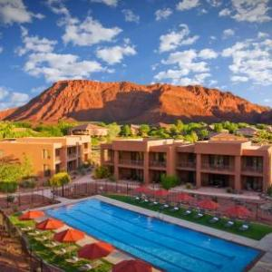 The Tuacahn Amphitheatre Hotels - Red Mountain Resort