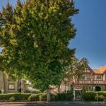 UC Berkeley Campus Hotels - Rose Garden Inn