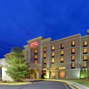 Hampton Inn & Suites Fredericksburg South Va