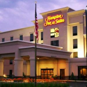 Hotels near Nickel Plate District Amphitheater - Hampton Inn And Suites Indianapolis-Fishers In