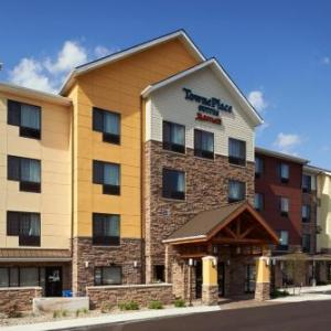 Hotels near Saginaw Bay Ice Arena - TownePlace Suites by Marriott Saginaw