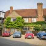 Hotels near Beaulieu National Motor Museum - The Montagu Arms