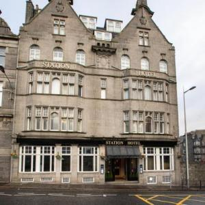 His Majesty's Theatre Aberdeen Hotels - The Station Hotel