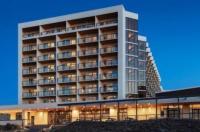 Map of the of Virginia Beach Resort Hotel Area Virginia Beach VA