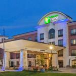Holiday Inn Express Hotel and Suites Duncan