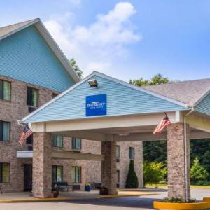 Silver Creek Event Center at Four Winds Hotels - Baymont Inn & Suites New Buffalo
