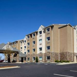 Jamboree in the Hills Hotels - Microtel Inn & Suites By Wyndham Triadelphia