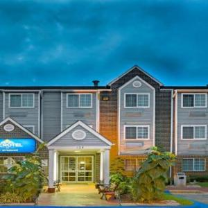 Microtel Inn By Wyndham Raleigh Durham Airport NC, 27560