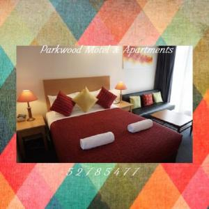 GMHBA Stadium Hotels - Parkwood Motel & Apartments