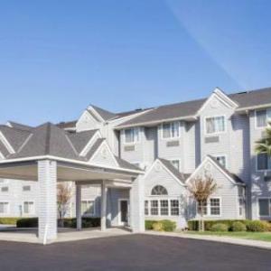 Hotels near John Thurman Field - Microtel Inn & Suites Modesto