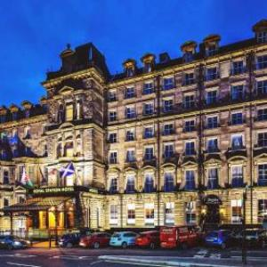 Newcastle Arts Centre Hotels - Royal Station Hotel- Part of the Cairn Collection