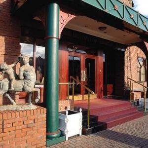 Hotels near The Forum Theatre Romiley - Britannia Hotel Stockport